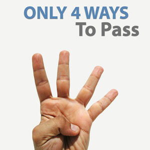 There Are Only 4 Ways To Pass A Drug Test.
